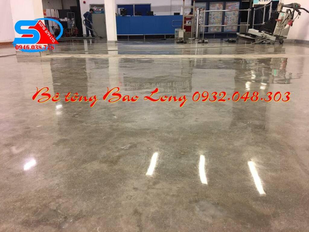 Mài sàn bê tông công nghiệp tại Đà Nẵng