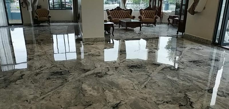 Đánh bóng sàn đá granite Đà Nẵng